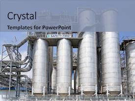 Top Chemical Plant PowerPoint Templates, Backgrounds, Slides and PPT