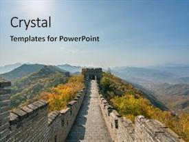 5000 Ancient Chinese Powerpoint Templates W Ancient Chinese Themed