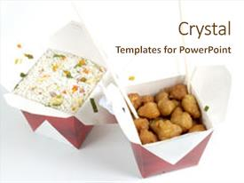 Top Food Delivery PowerPoint Templates, Backgrounds, Slides