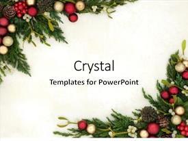 Christmas Borders Powerpoint Templates W Christmas Borders