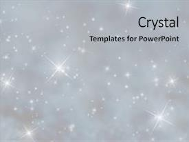 Top Twinkling Stars Powerpoint Templates Backgrounds