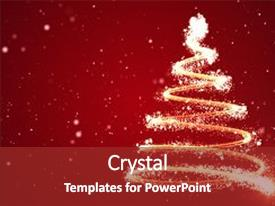 300 animated christmas powerpoint templates w animated christmas audience pleasing ppt theme consisting of christmas tree background merry christmas backdrop and a tawny toneelgroepblik Image collections