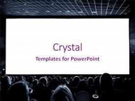 5000 Cinema Powerpoint Templates W Cinema Themed Backgrounds