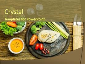 Food powerpoint templates ppt themes with food backgrounds ppt layouts enhanced with clean clean breakfast background and a toneelgroepblik Images
