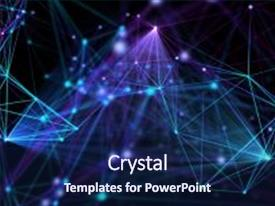 5000 spotlight powerpoint templates w spotlight themed backgrounds cool new presentation with color plexus fantasy lines dots and particles with colored spotlights abstract technology toneelgroepblik Gallery