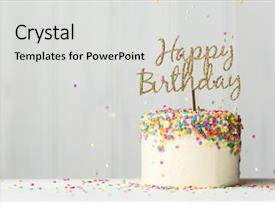 Birthday Powerpoint Templates W Birthday Themed Backgrounds
