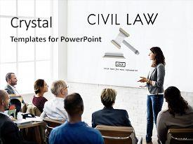 Theme featuring common justice legal regulation rights background and a white colored foreground