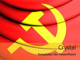 3000 communist powerpoint templates w communist themed backgrounds beautiful ppt layouts featuring party of vietnam flag backdrop and a gold colored toneelgroepblik Images