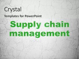 Top Green Supply Chain PowerPoint Templates, Backgrounds