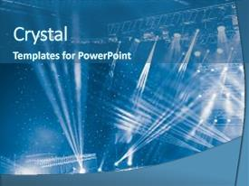 5000 laser light powerpoint templates w laser light themed backgrounds colorful presentation theme enhanced with concert light show stage lights backdrop and a ocean colored foreground toneelgroepblik Choice Image