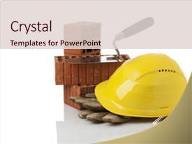 Slide Set Enhanced With Construction Equipment