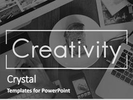 Cool new theme with creativity creative thinking ideas concept backdrop and a dark gray colored foreground