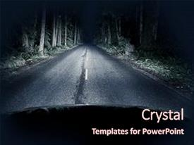 Top Creepy PowerPoint Templates, Backgrounds, Slides and PPT