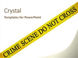 5000 crime scene powerpoint templates w crime scene themed backgrounds slides consisting of crime scene do not cross background and a cream colored foreground toneelgroepblik Choice Image