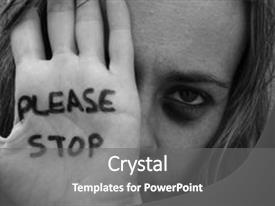 Powerpoint template a dart hitting at the center of the dartboard custom template design 30000 toneelgroepblik Choice Image