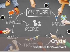 5000 Global Diversity Powerpoint Templates W Global