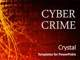 5000 cyber crime powerpoint templates w cyber crime themed backgrounds cool new slides with cyber crime abstract background backdrop and a wine colored foreground toneelgroepblik Images