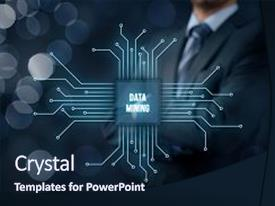 5000+ data mining powerpoint templates w/ data mining-themed backgrounds, Data Mining Ppt Presentation Template, Presentation templates