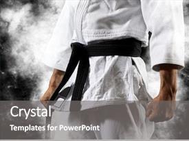 Taekwondo Powerpoint Templates W Taekwondo Themed Backgrounds