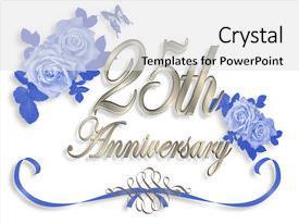 25th anniversary powerpoint