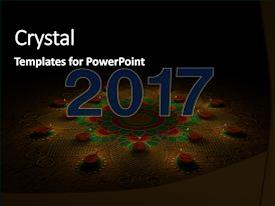 ppt layouts featuring diwali events oil lamp with new year background and a black colored