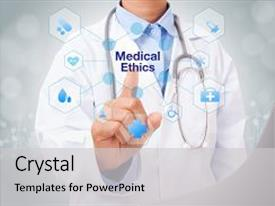 1000 medical ethics powerpoint templates w medical ethics themed cool new theme with doctor hand touching medical ethics backdrop and a colored foreground toneelgroepblik Choice Image