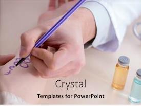 Immunology Powerpoint Templates W Immunology Themed Backgrounds