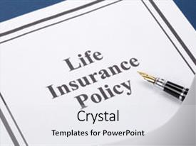 life insurance ppt template  5000  Life Insurance PowerPoint Templates w/ Life Insurance-Themed ...
