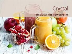 5000 vitamin powerpoint templates w vitamin themed backgrounds amazing presentation having vitamin drink diet or vegan food backdrop and a lemonade colored foreground toneelgroepblik Image collections