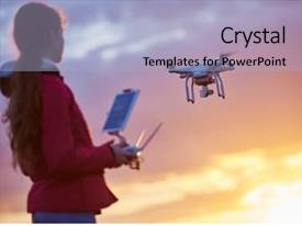 3000+ Drone Technology PowerPoint Templates w/ Drone