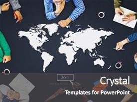 5000 globalization powerpoint templates w globalization themed amazing slide deck having education world global cartography earth backdrop and a toneelgroepblik Images