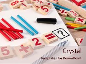 5000 math powerpoint templates w math themed backgrounds