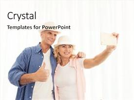 Elderly powerpoint templates ppt themes with elderly backgrounds slides featuring woman and man background and a cream colored toneelgroepblik Image collections