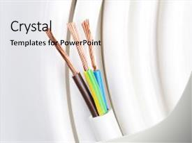 5000 cable powerpoint templates w cable themed backgrounds rh powerpoint crystalgraphics com