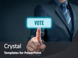 top online voting powerpoint templates backgrounds slides and ppt