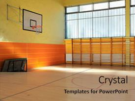 50 middle school health powerpoint templates w middle school presentation design consisting of elementary school gym indoor background and a coral colored foreground toneelgroepblik Image collections