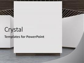 Powerpoint template partly assembled jigsaw puzzle depicting euro presentation featuring exhibition empty art gallery interior white background and a light gray colored foreground custom template toneelgroepblik Gallery