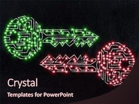 Top Cryptography PowerPoint Templates, Backgrounds, Slides and PPT