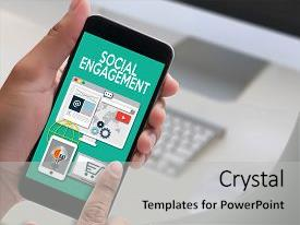 5000 social science powerpoint templates w social science themed presentation theme enhanced with socialism engagement analytics and data science background and a light gray toneelgroepblik Choice Image