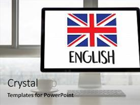 1000 english literature powerpoint templates w english literature presentation theme having english british england language education background and a light gray colored foreground toneelgroepblik Images