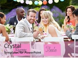 Wedding Reception Powerpoint Templates W Wedding Reception Themed Backgrounds
