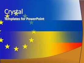 5000 russia ukraine powerpoint templates w russia ukraine themed beautiful theme featuring eu ukraine and russia flags backdrop and a cobalt blue colored foreground toneelgroepblik Images