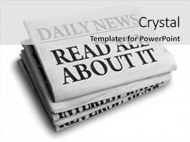 5000 newspaper headlines powerpoint templates w newspaper