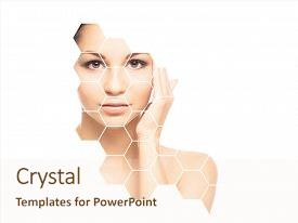 5000 cosmetics powerpoint templates w cosmetics themed backgrounds colorful presentation enhanced with facial portrait of young and healthy woman plastic surgery skin care cosmetics toneelgroepblik Image collections