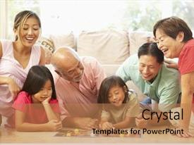 Asian Games Powerpoint Templates W Asian Games Themed