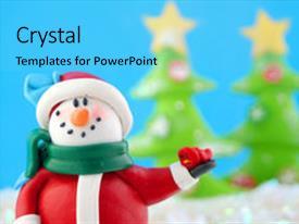 5000 Winter Wonderland Powerpoint Templates W Winter Wonderland