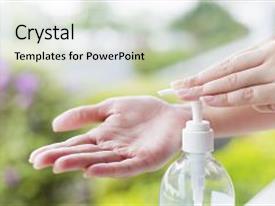 5000+ Hand Sanitizer PowerPoint Templates w/ Hand Sanitizer-Themed ...
