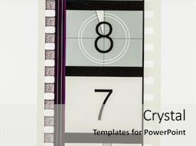 10+ Filmstrip Countdown PowerPoint Templates w/ Filmstrip