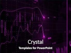 Presentation theme enhanced with finance stock statistic chart in forex market on led data chart of finance on global stock market trade forex statistic chart background stock market finance trade concept 3d render background and a black colored foreground.