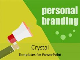 Top Personal Branding PowerPoint Templates, Backgrounds